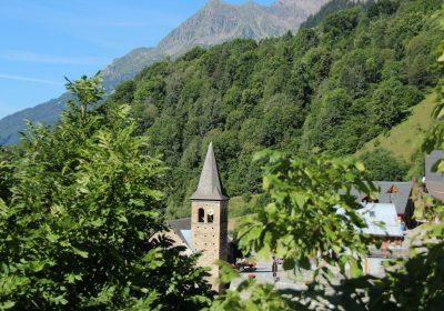 Church of vaujany