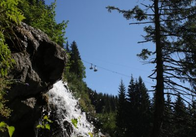 Hike: Cascade de la Fare