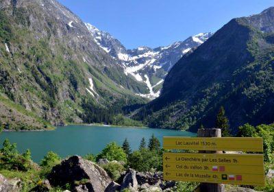 Randonnée : Lac du Lauvitel