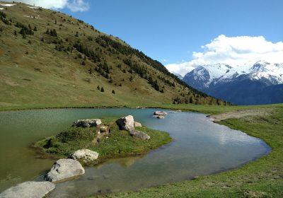 Rando trail – n°6 Blue – La vallée de l'Eau d'Olle
