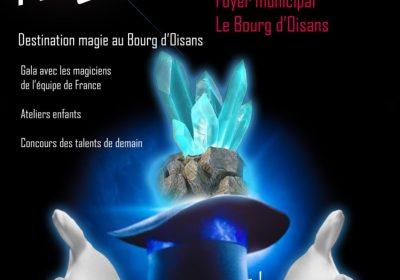 Festival Magie-Fique : concours de magiciens