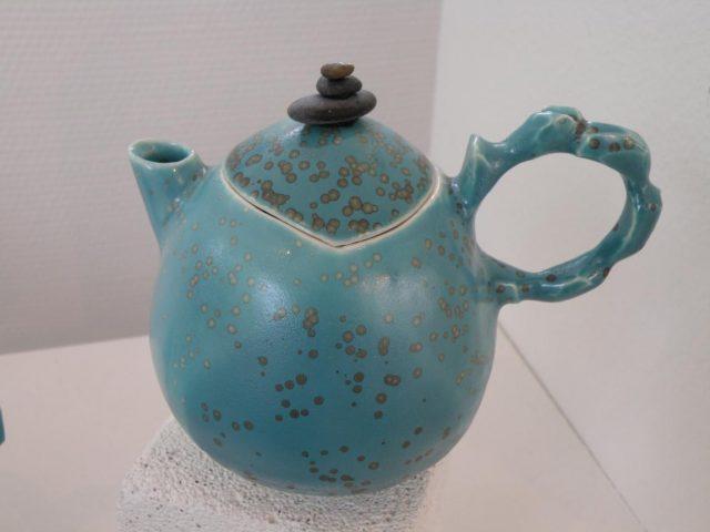 "A teapot, worshop ""ça tourne"""