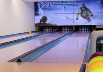 """Bowling – """" Pôle Sports et Loisirs"""""""