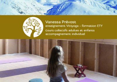 Prévost Vanessa – Yoga and Ayurvedic Massage