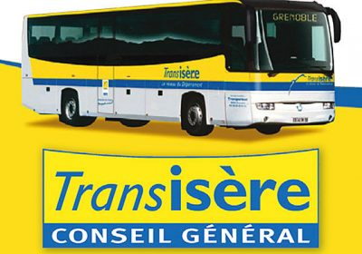 Trans'Isere buses