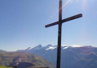 Col de Sarenne – La Croix de Cassini