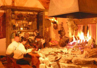 Mountain restaurant – La Bergerie Kanata