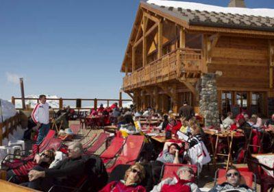 Mountain restaurant – Le Diable au Coeur – Alt. 2400