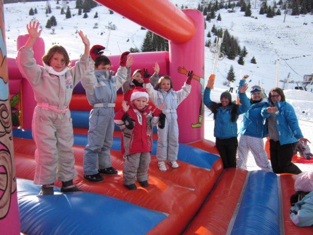 Espace enfants chateau Auris