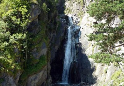 Cascade de la Pisse – Waterfall
