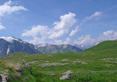 Le Plateau d'Emparis (from Mizoën)