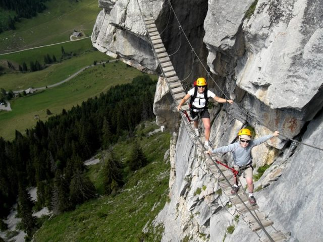 Bureau des guides via ferrata