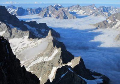 Group climb – Northen Peak des Cavales (3362m)