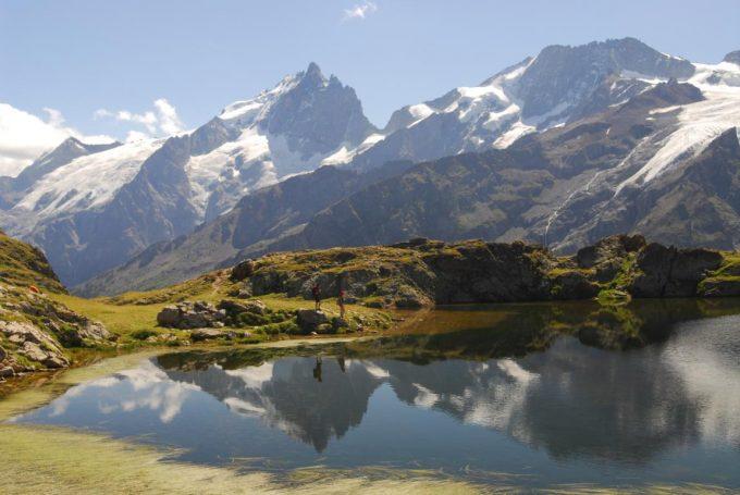 Tour des lacs du plateau d'Emparis