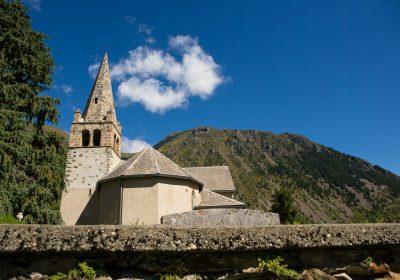 Eglise de Saint-Arey