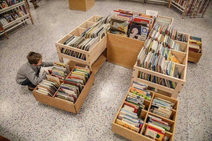 Library/Media library