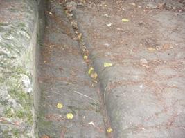 Porte romaine de Bons