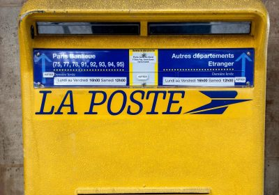 Post Office of Villar d'Arène