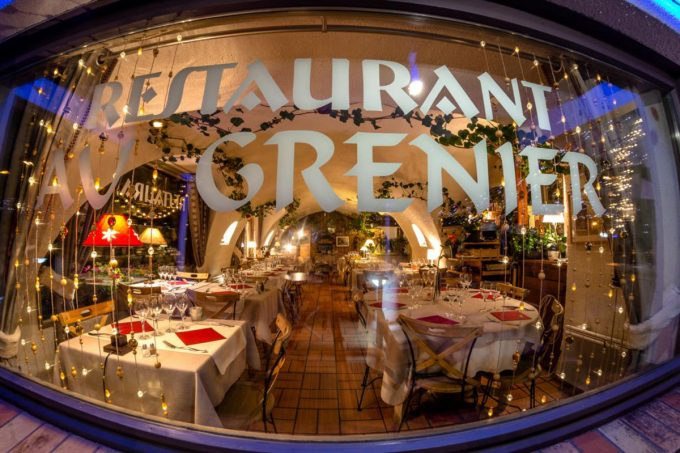 Restaurant Au Grenier