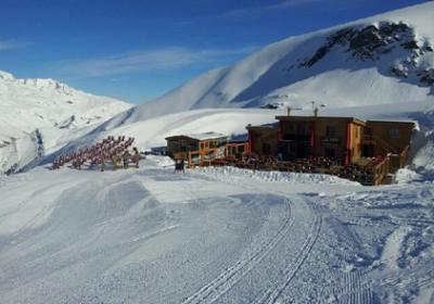 Mountain restaurant – Chalet de la Fée – Alt 2242m