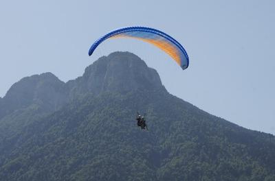 Paragliding school: 2 Alpes parapente