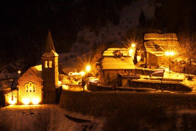 Eglise de Vaujany