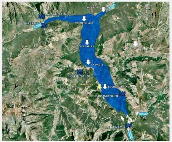 Lac Saint-Laurent (Freneydoisans)