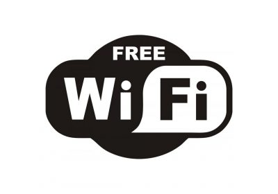 Free WIFI hotspot at the Tourist Office