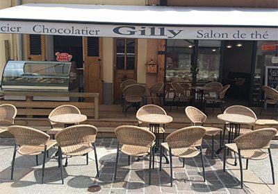 Pâtisserie Gilly – Gourmandises de l'Oisans