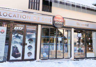 Boîte à Skis – Sport 2000