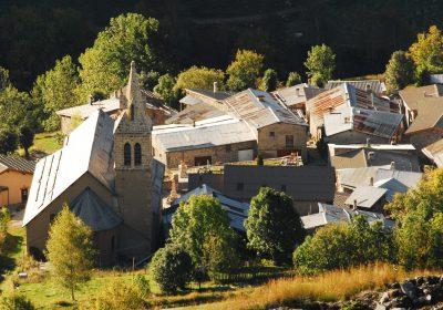 Town hall of Besse-en-Oisans