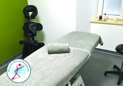 Massage and physiotherapy cabinet