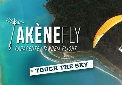 Parapente avec Akene Fly