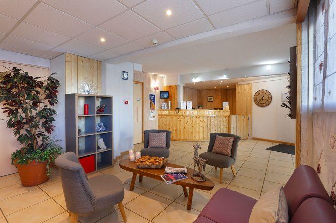 Hôtel Eliova Le Chaix – Alpe d'Huez