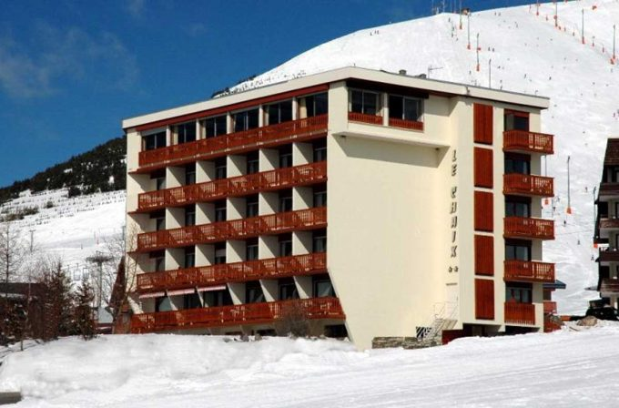 Hôtel Eliova – Le Chaix