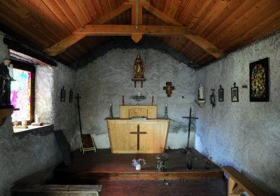 Lanchatra chapel