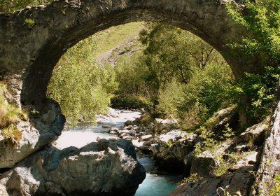 Pont des Rajas