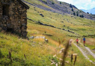 Cross-country running trail n°13 : The tour of the Signal de l'Homme