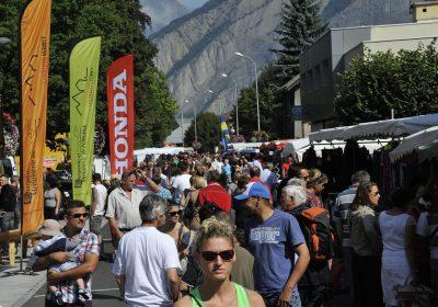 Bourg d'Oisans 's Fair