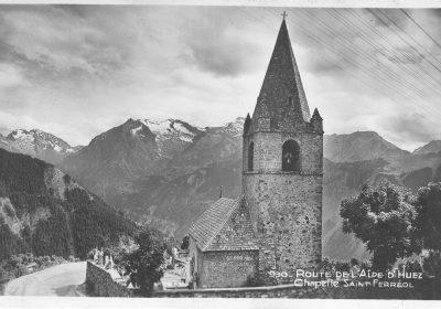 Saint Ferréol Church
