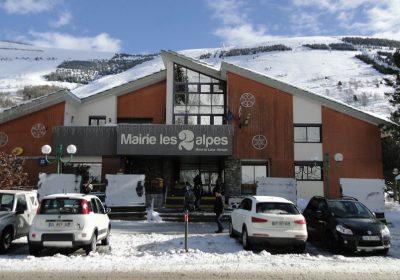 Deux Alpes town hall