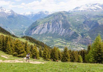 Cliff of Pré Gentil via Col Saint Jean – Hiking