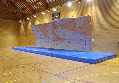 Salle polyvalente (multi-sports) – Pôle Sports et Loisirs