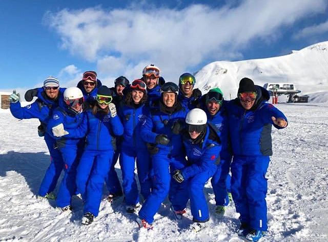 Eureopean ski & snowboard school