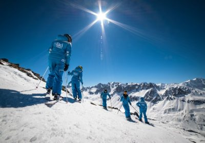 International St Christophe Ski School