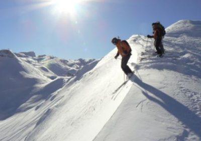 Ski lessons – Independant instructor Ski Mountain