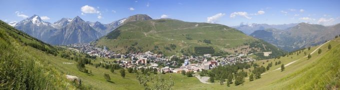Balcons des 2 Alpes