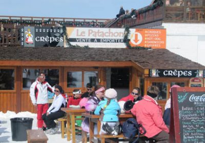 Fast Food high altitude – Le Patachon Alt 2200m