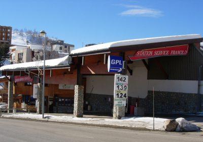 Gaz station