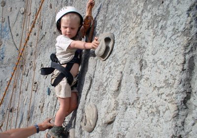 Climbing Wall Les Etroits